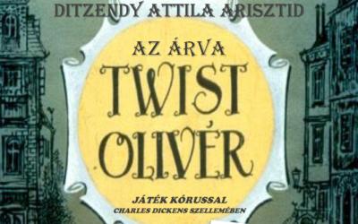 Az árva Twist Olivér